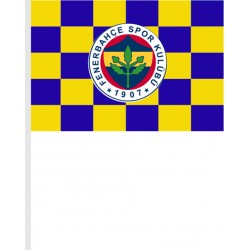 Elde Sallamalı Bayrak/009