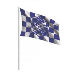 Elde Sallamalı Bayrak/004