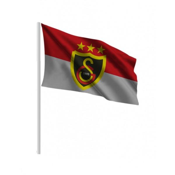 Elde Sallamalı Bayrak/006