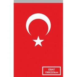 Alpaka Türk Bayrağı/001
