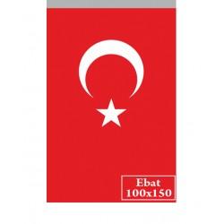 Alpaka Türk Bayrağı/002