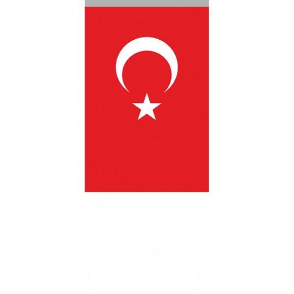 Dış Mekan Türk Bayrağı/003