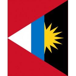 Devlet Bayrakları/Antigua