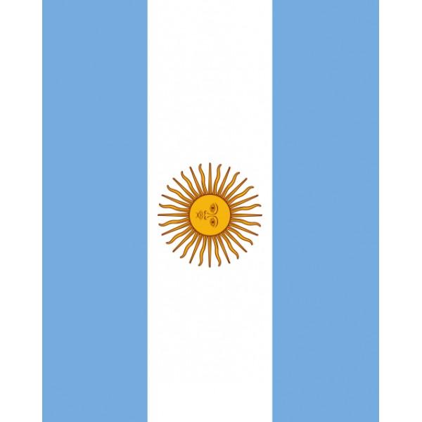 Devlet Bayrakları/Arjantin