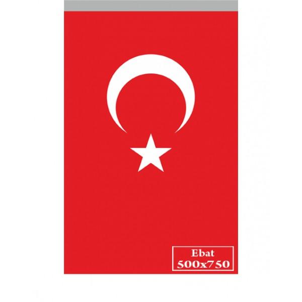 Dış Mekan Türk Bayrağı/002