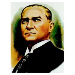 Atatürk Posteri/E Serisi