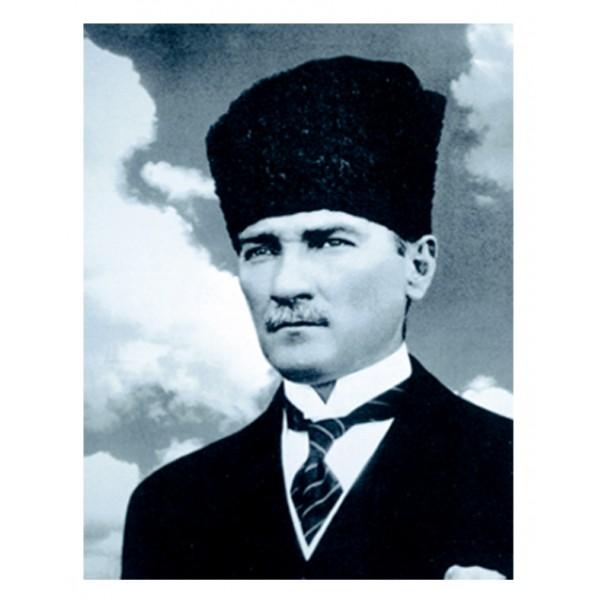 Atatürk Posteri/F Serisi