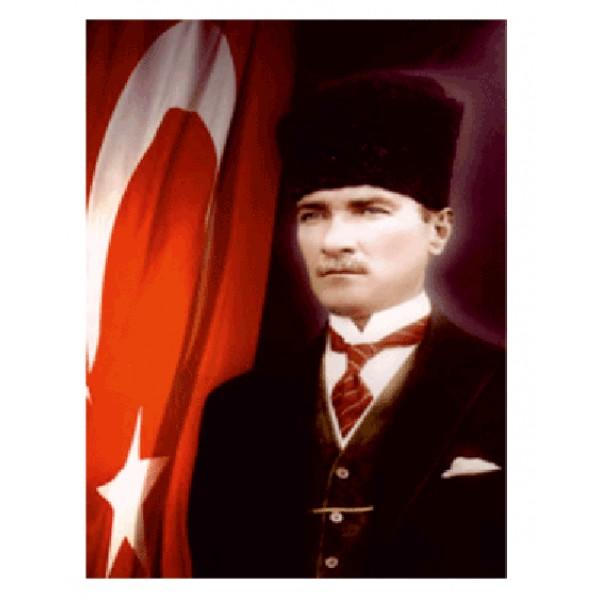 Atatürk Posteri/K Serisi
