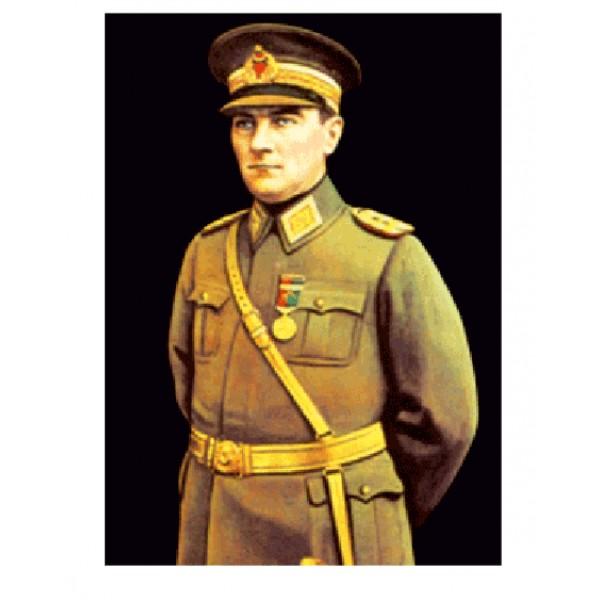 Atatürk Posteri/L Serisi