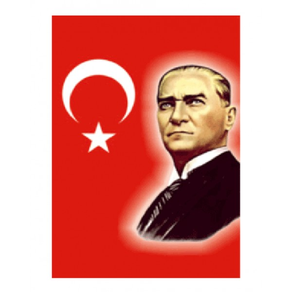 Atatürk Posteri/M Serisi